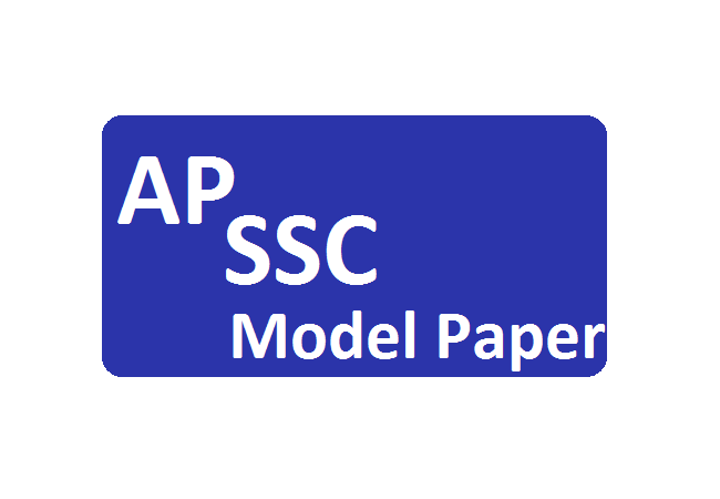 AP SSC 10th Model Paper 2020 Telugu / English Medium
