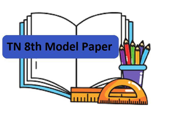 TN 8th Model Paper